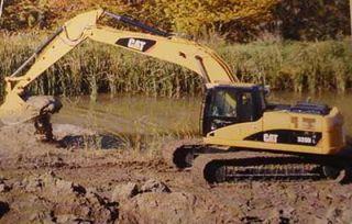 Caterpillar Hydraulic Excavator 3200L Norscot 1 87