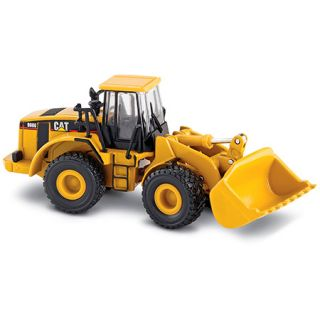 Caterpillar CAT 55109 966G Series II Wheel Loader Model 1:87 Scale NEW