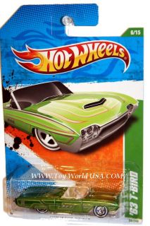 2011 Hot Wheels Super Treasure Hunt 56 63 T Bird