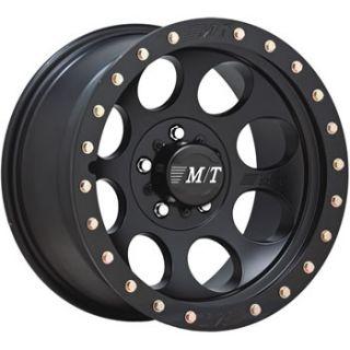 17x9 Black Wheel Mickey Thompson Classic Lock 5x5