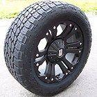 18 Chrome XD Spy Wheels 33 Nitto Terra Grappler Tires Dodge RAM 1500