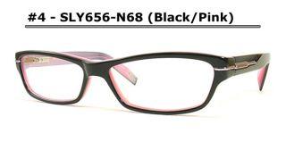 EyezoneCo Sisley Full Rim Plastic Eyeglass SLY656 N68