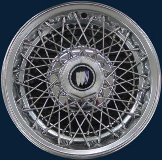 80 87 Buick Regal / Century 14 1084B Wire Hubcap Wheel Cover Part