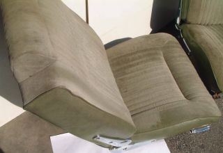 73 74 75 76 77 Malibu Cutlass Regal El Camino Recline Bucket Seats