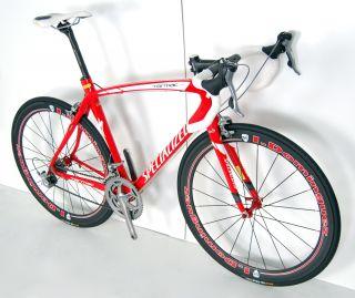 Full Carbon Road Bike Shimano 105 New Deep Dish Race Wheels