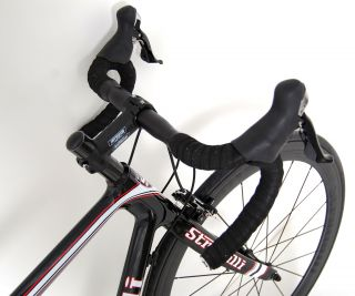 STRADALLI SORRENTO FULL CARBON ROAD BIKE SHIMANO 105 FSA BICYCLE 50 cm