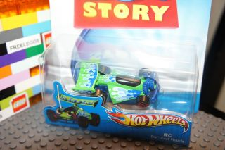 Hot Wheels Toy Story RC Die Cast Cars Vehicle Mint SEALED