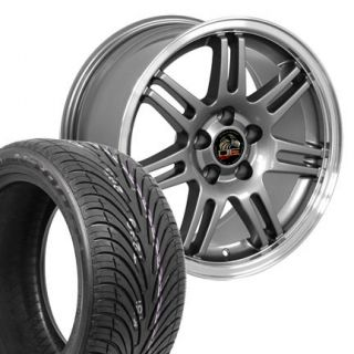 10th Anniversary Wheels Nexen Tires Rims Fit Mustang® 94 04