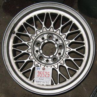 BMW 95 01 740 750 Alloy Wheel Rim BBs 1995 2000 740i