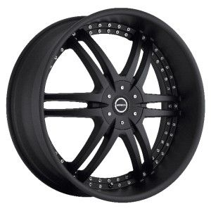 Stealth Black Wheel Rims 6x5 5 Chevy K1500 Avalanche Tahoe
