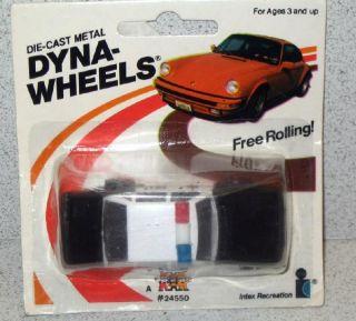 Zee Toys Dyna Wheels SWAT Unit Police Car MOC 1989
