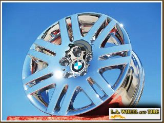 18 BMW 745i 745LI 750i 750LI 760i E65 Chrome Wheels Rims 59394