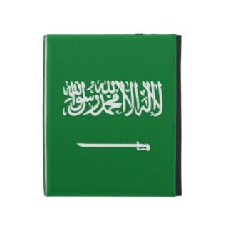 Saudi Arabia iPad Case