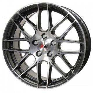 x18 Jaguar XK XTK CD004 Alloy Wheels 5x120 ET17