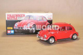 Tamiya 1 10 RC Volkswagen Beetle Bug M04L 58383 RTR Brand New