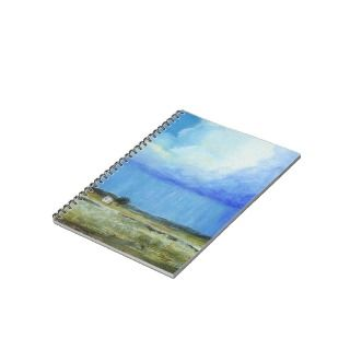 Perfect Storm Original Painting Journal Notebook