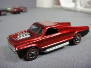 Vintage 1969 Hot Wheels Redline Seasider Lot 3
