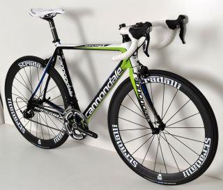 Cannondale Supersix 5 Five Carbon Road Bike Shimano 105 FSA