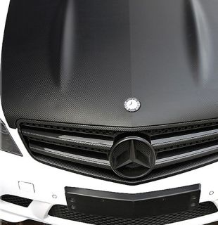 72 x 50 Black 3D Twill Weave Carbon Fiber Vinyl Film Wrap Sheet