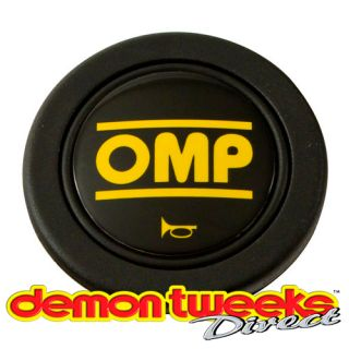 OMP Steering Wheel Horn Push Button New Free P P