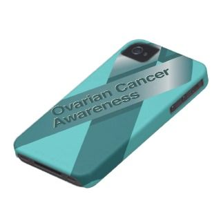 Ovarian Cancer Awareness iphone case iPhone 4 Case