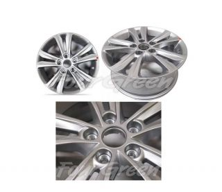 Aluminum Wheels Rims Set 4pcs 16 for 10 13 Sonata New 529103S110 X4