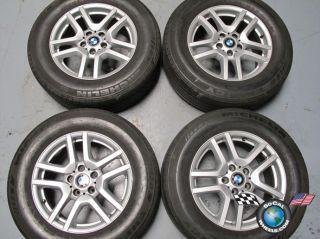 02 06 BMW X5 Factory 17 Wheels Tires OEM Rims 59444 6761929 235/65/17