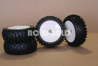 RC 1 8 Car Buggy Truck Truggy Tires Wheels Rims Dish