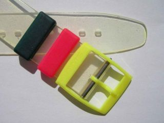 Swatch Automatic Watch Band Happy Wheels SAK109 1993