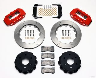 Wilwood Disc Brake Kit 01 11 Silverado Avalanche Sierra 1500 2PIS 14