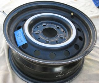 Mercedes Aluminum Wheel W113 W121 190 280 SL 113 Rad 6