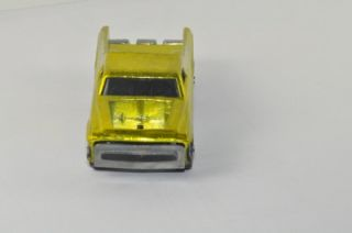 1969 Hot Wheels Redline Antifreeze Green Seasider