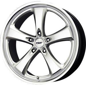 New 20X10 5 112 Montage 8 Hyper Silver Wheel/Rim