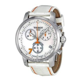 Tissot PRC 200 T014.417.16.116.00 Stainless Steel Case mineral Womens