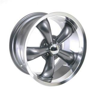 Legend 5 Series Gunmetal Wheel 18x9 5 5x120 7mm 142 8961GM12