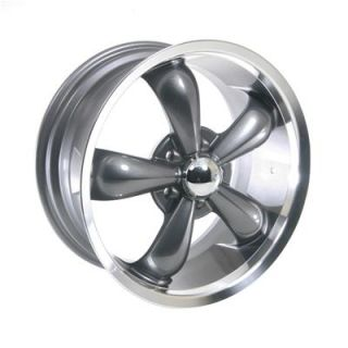 Summit Racing Legend 5 Series Gunmetal Wheel 18x8 5 5x115mm