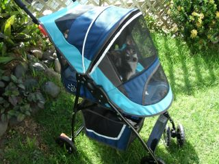 Pet Gear Dog Cat Stroller Sport 20 Lbs