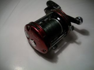 Vintage Trophy Collection Abu Garcia Ambassadeur 6500TCCF Fishing Reel