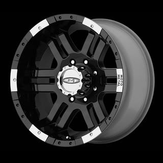 METAL 951 BLACK RIMS & NITTO TRAIL GRAPPLER TIRES 35X12.50X18 WHEELS