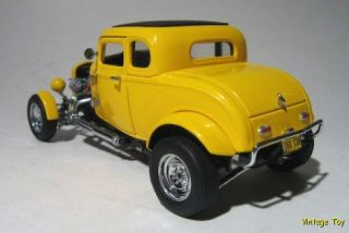 Franklin Mint American Graffiti 1932 Ford Coupe Hot Rod 1 24 Diecast w