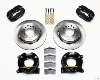 Wilwood Disc Brake Kit Rear Chevy C 10 Truck 2 42 Offset 12 Rotors