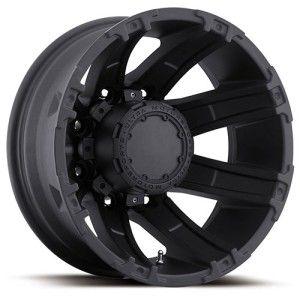 Ultra Gauntlet Dually Dualie wheel rim 8x210 Silverado Sierra RAM 3500