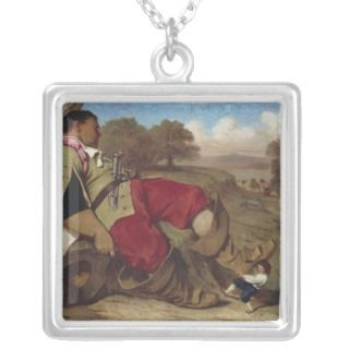 Tom Thumb and the Sleeping Giant by Gustave Dore Jewelry