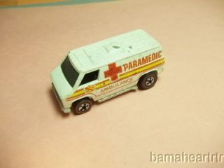 Hot Wheels 1974 75 Red Line MP Super Van RARE HK Cast