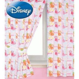 Disney High School Musical HSM Club Curtains 66 x 54