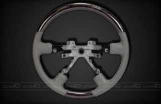 New 03 06 Ford Expedition Factory Style Steering Wheel Blackwood w
