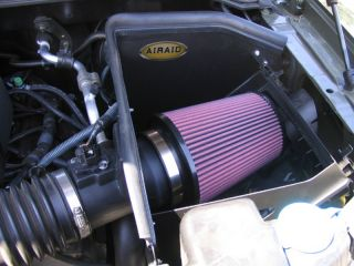 Airaid High Performance cold Air Intake System