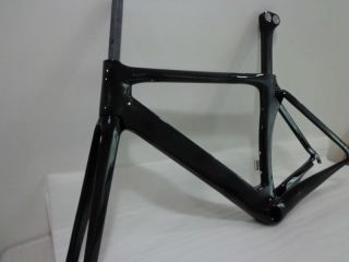 2012 NEW painting Carbon road bike frame+ fork 56cm Aero bicycle