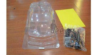 Radio Control RC Car Camaro Body Shell Clear 1 10th 190mm