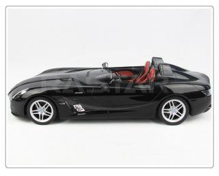 12 Black Mercedes Benz SLR Z199 Remote Control Car RTR